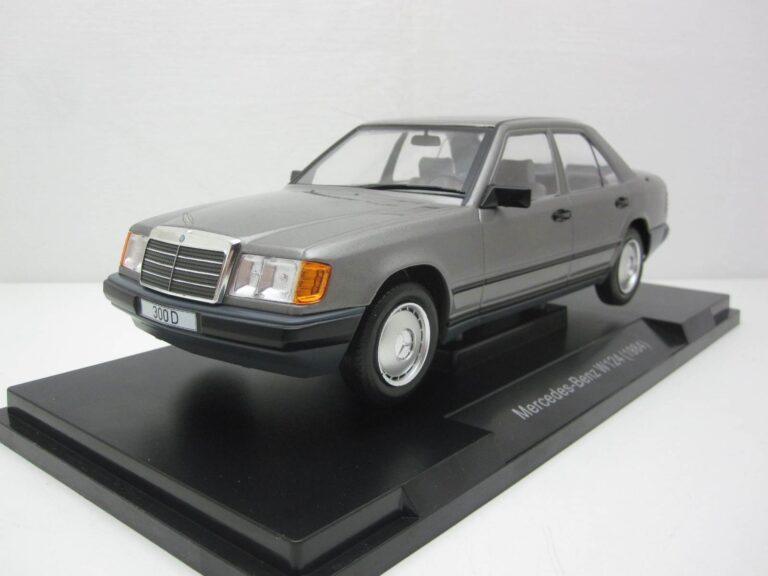 Mercedes_Benz_w124_300D_Jagersma_Miniaturen_Modelauto's