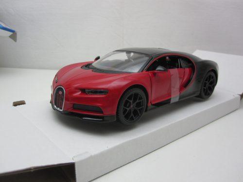 Bugatti_Chiron_Jagersma_Miniaturen_Modelauto's