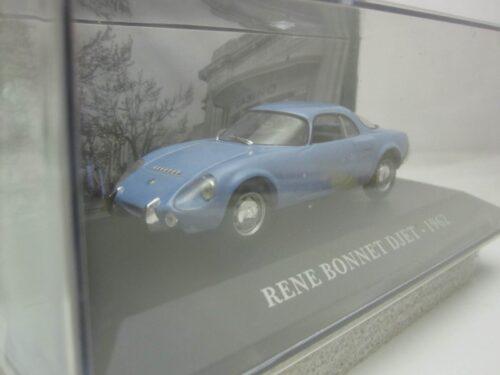 Matra_Rene_Bonnet_Djet_Jagersma_Miniaturen_Modelauto's