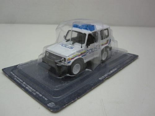 Suzuki_Samurai_Polis_Jagersma_Miniaturen_Modelauto's