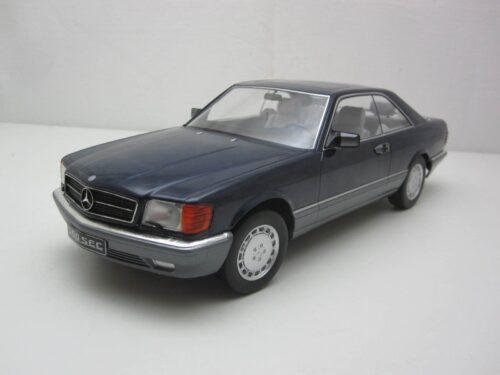 Mercedes_Benz_MB_c126_560SEC_kkdc180333_Jagersma_Miniaturen_Modelauto's