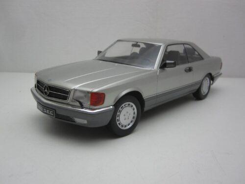 Mercedes_Benz_MB_c126_560SEC_kkdc180332_Jagersma_Miniaturen_Modelauto's