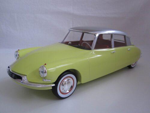 Citroën_DS19_Jagersma_Miniaturen_Modelauto's