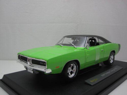 Dodge_Charger_R/T_mai32612gn_Jagersma_Miniaturen_Modelauto's