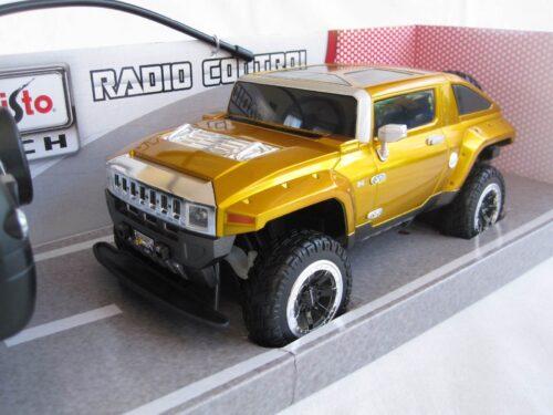 Hummer_HX_Jagersma_Miniaturen_Modelauto's