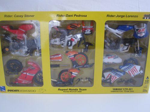 Ducati_Honda_Yamaha_set_Jagersma_Miniaturen_Modelauto's
