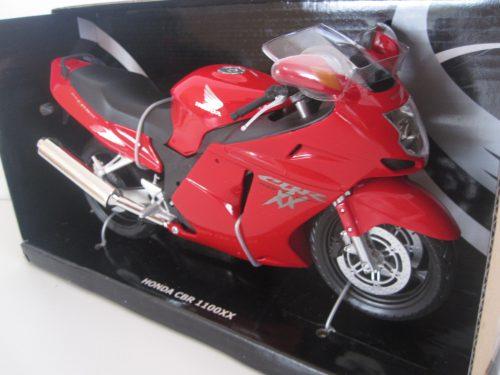 Honda_CBR1100XX_Jagersma_Miniaturen_Modelauto's