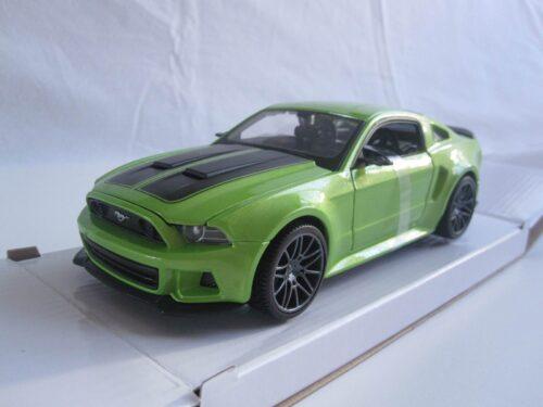 Ford_Mustang_Street_Racer_mai31506gn_Jagersma_Miniaturen_Modelauto's