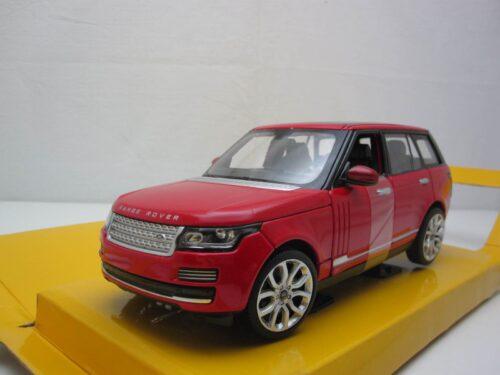 Land Rover Range Rover 2012 rastar56300r_Jagersma_Miniaturen_Modelauto's