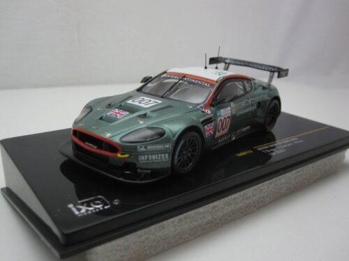 Aston Martin DBR9 Le Mans #007 2007 ixlmm117_Jagersma_Miniaturen_Modelauto's