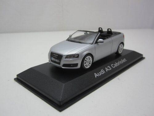 Audi A3 Cabriolet 2010 mc5010803323_Jagersma_Miniaturen_Modelauto's
