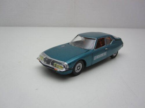 Citroën_SM_Gendarmerie_1970_norCT0225_Jagersma_Miniaturen_Modelauto's