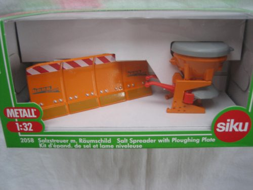 Siku 2058 Schuif en strooierJagersma_Miniaturen_Modelauto's