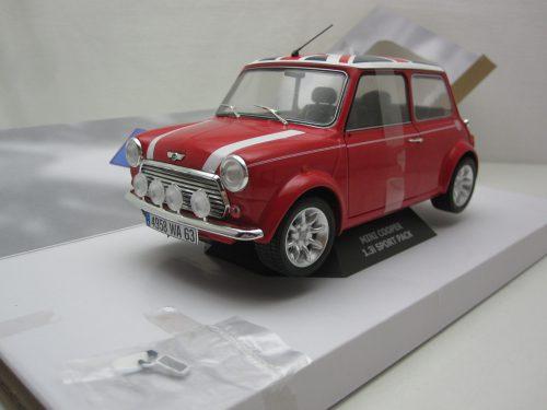 Mini Cooper 1.3i Sport_Soli1800604_Jagersma_Miniaturen_Modelauto's