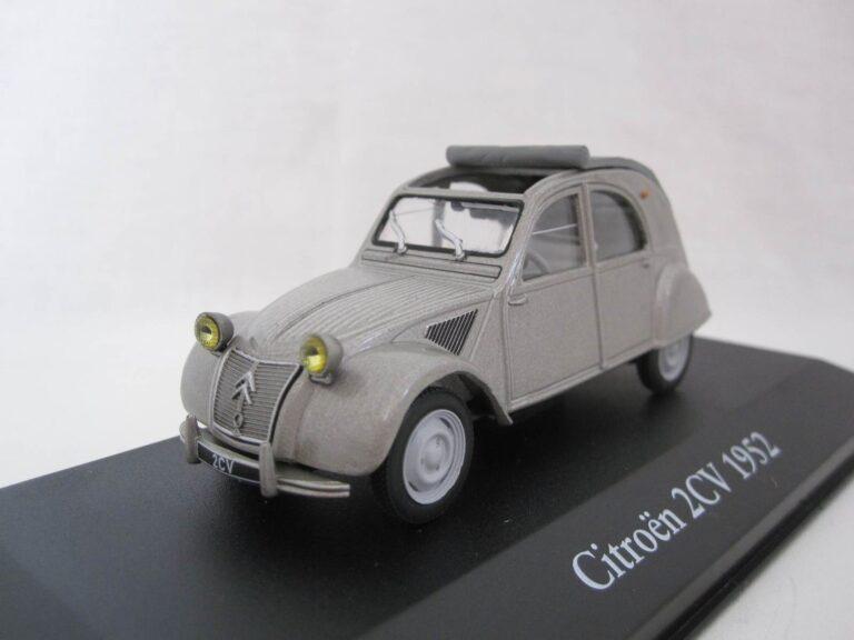 Citroën_2CV_1952_atl2891016_Jagersma_Miniaturen_Modelauto's