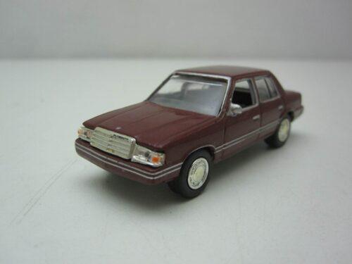 Plymouth_Reliant_Dodge_Aries_K-car_1983_mmax6137B_Jagersma_Miniaturen_Modelauto's