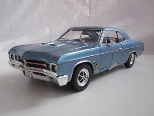 Buick_GS_400_1967_AMM1115_Jagersma_Miniaturen_Modelauto's