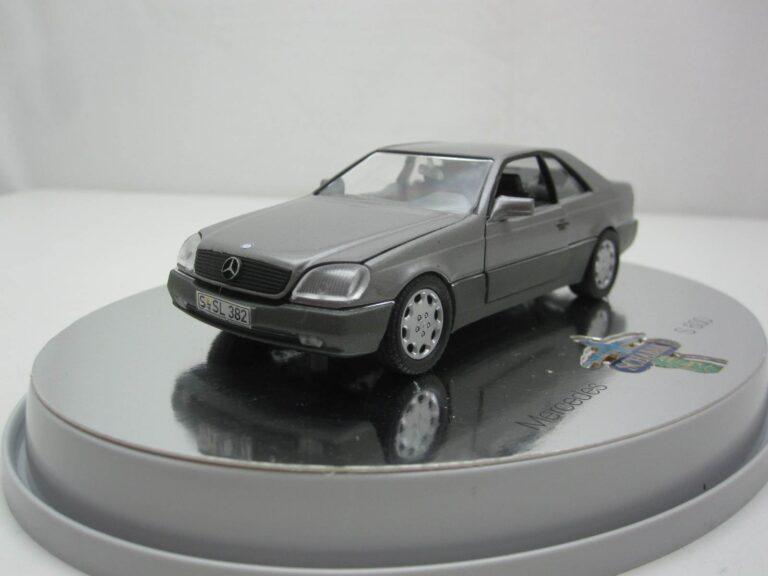 Mercedes-Benz_MB_600SEC_1992_Schab1270_Jagersma_Miniaturen_Modelauto's