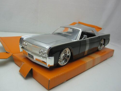 Lincoln_Continental_1963_jada99553bk_Jagersma_Miniaturen_Modelauto's