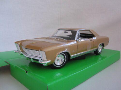 Buick_Riviera_Gran_Sport_1965_wly24072gd_Jagersma_Miniaturen_Modelauto's