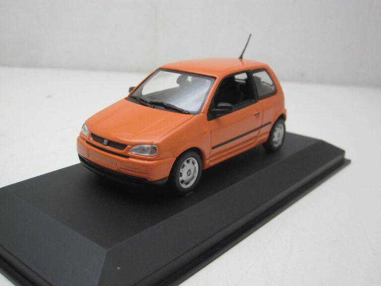 Seat_Arosa_1997_mcArosa97o_Jagersma_Miniaturen_Modelauto's