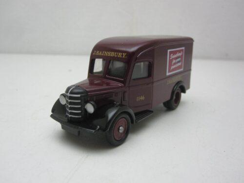 Bedford_30cwt_Delivery_Van_Sainsbury's_1950_dg63000_Jagersma_Miniaturen_Modelauto's