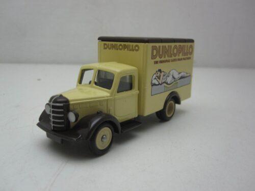 Bedford_30cwt_Delivery_Van_Dunlopillo_1950_dg59002_Jagersma_Miniaturen_Modelauto's