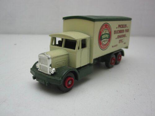 Scammel_Truck_Heinz_Pickles_Onions_1937_dg44011_Jagersma_Miniaturen_Modelauto's