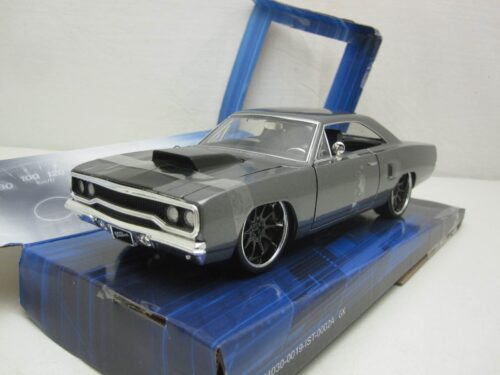 Plymouth_Roadrunner_F&F_Fast_and_Furios_Dom's_1970_jada30745_Jagersma_Miniaturen_Modelauto's