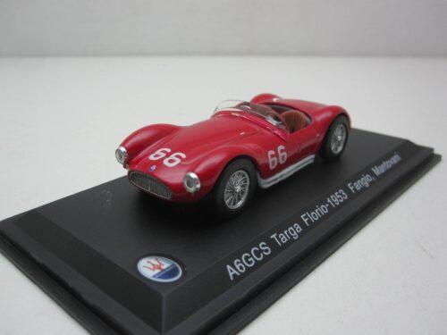 Maserati_A6GCS_#66_Fango_Mantovari_1953_atlMas03_Jagersma_Miniaturen_Modelauto's