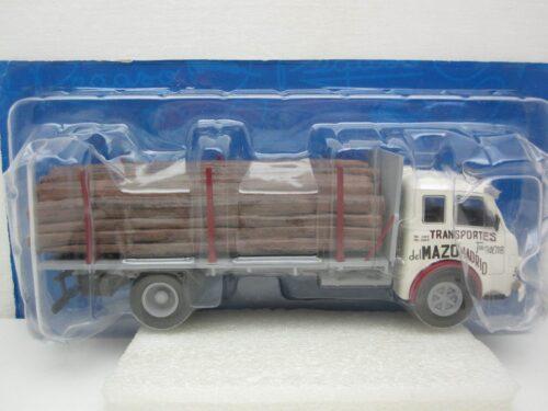 Pegaso_II_Z-202_Diesel_Hout_Transporter_1956_G1G8E002_Jagersma_Miniaturen_Modelauto's