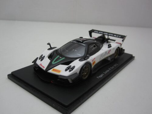 Pagani_Zonda_R_Evo_2012_spark935625_Jagersma_Miniaturen_Modelauto's