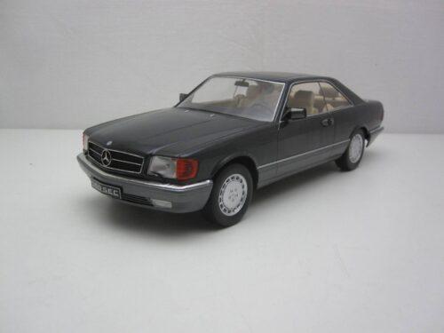 MB_c126_560SEC_kkdc180331_Jagersma_Miniaturen_Modelauto's