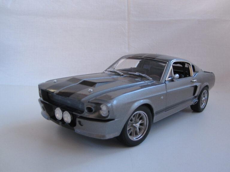 Shelby_GT_500E_Eleanor_Gone_in_60_seconds_1967_gl12909_Jagersma_Miniaturen_Modelauto's