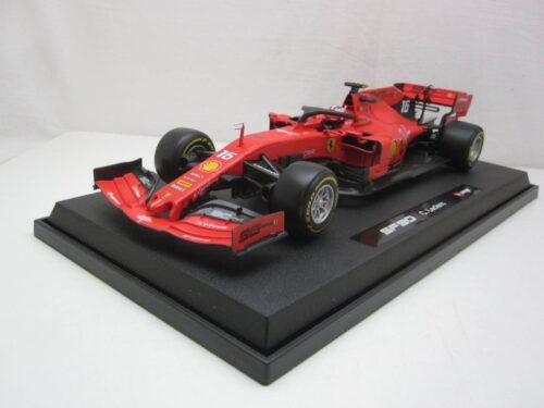 Ferrari_SF90_F1_#16_Leclerc_2019_bura16807L_Jagersma_Miniaturen_Modelauto's
