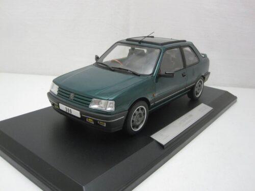 Peugeot_309_GTi_1991_nor184883_Jagersma_Miniaturen_Modelauto's