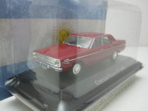 Chrysler_Valiant_IV_1967_ChrysVal67r_Jagersma_Miniaturen_Modelauto's