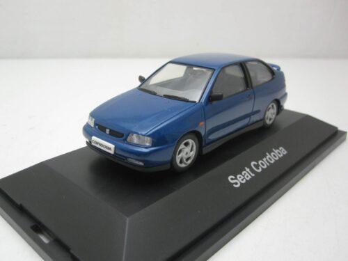 Seat_Cordoba_SX_1996_cordobaSX96b_Jagersma_Miniaturen_Modelauto's