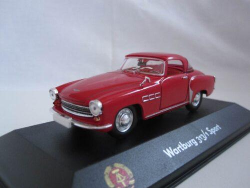 Wartburg_313/1_Sport_Roadster_1957_atl7230021_Jagersma_Miniaturen_Modelauto's
