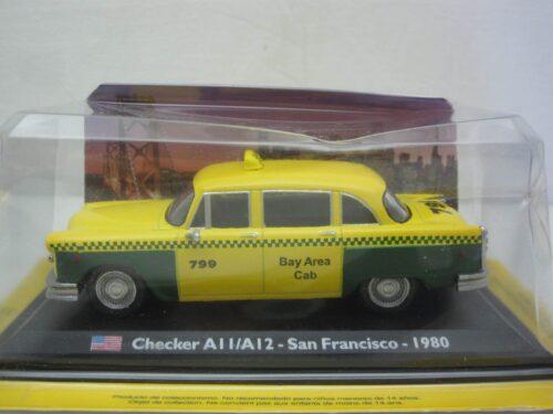 Checker_A11_A12_1980_checker80tax_Jagersma_Miniaturen_Modelauto's