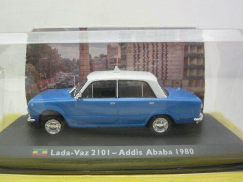 Lada_Vaz_2101_Shiguli_1200_1980_vaz2101tax80_Jagersma_Miniaturen_Modelauto's