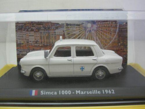 Simca_1000_Marseille_Taxi_1962_sim1000tax62_Jagersma_Miniaturen_Modelauto's