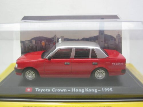 Toyota_Crown_Hong_Kong_Taxi_1995_toycrown95tax_Jagersma_Miniaturen_Modelauto's
