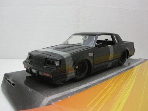Buick_Grand_National_GNX_Dom's_F&F_1987_jada99539_Jagersma_Miniaturen_Modelauto's