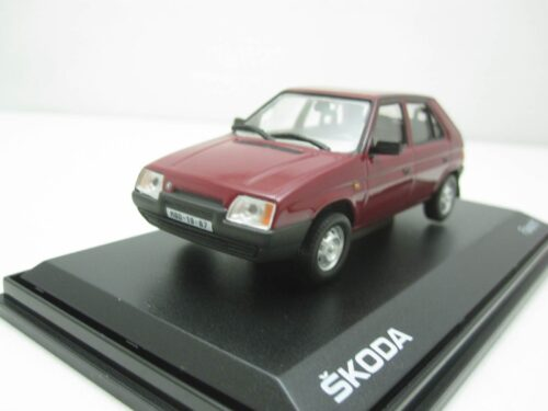 Skoda_Favorit_136L_1988_143abs-708bj_Jagersma_Miniaturen_Modelauto's