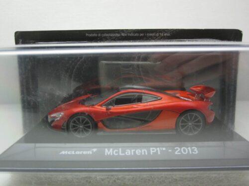 McLaren_P1_2013_mclarenP1c13_Jagersma_Miniaturen_Modelauto's