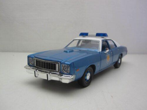 Plymouth_Fury_Arkansas_State_Police_1975_gl84102_Jagersma_Miniaturen_Modelauto's