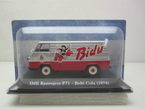 IME_Rastrojero_F71_DKW_F1000_1974_IME-F71cola74_Jagersma_Miniaturen_Modelauto's
