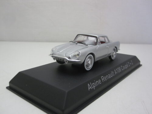Alpine Renault_A108_Coupé_2+2_1961_nor517821_Jagersma_Miniaturen_Modelauto's