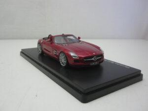 Mercedes-Benz_SLS_AMG_Roadster_2009_schuco8871_Jagersma_Miniaturen_Modelauto's